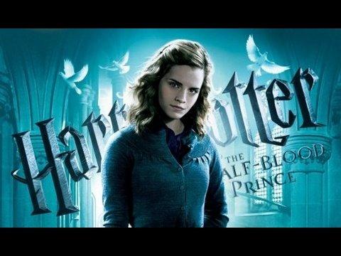 Harry Potter ve Melez Prens Filminden Hermione Saç Modeli