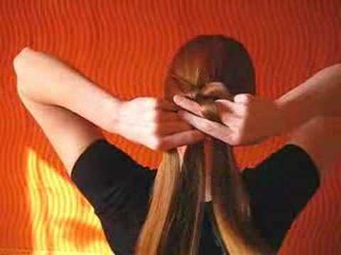 Saç Örgü Tekniği