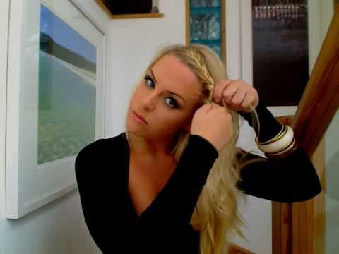 Aubrey O'day Tarzı dalgalı saçlar