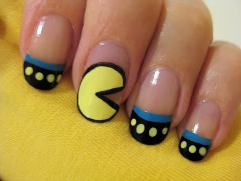 Pac-Man Tırnaklar