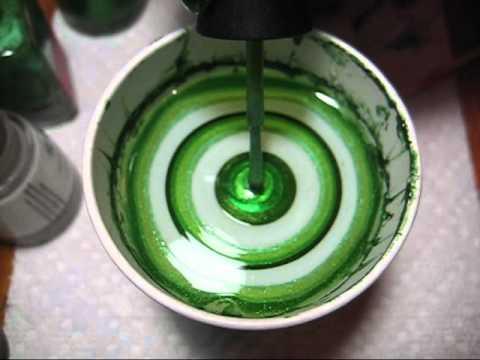 Tırnaklarınızda Yeşilin En Güzel Tonları