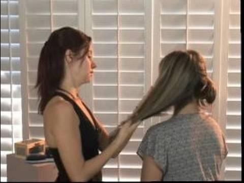 Basit Şirin Bir Saç Model