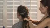 Uzun saçlara Fransız örgüsü nasıl uygulanır?