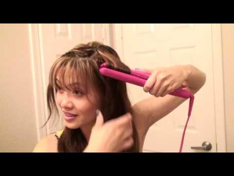 Atkuyruğu Saçınızın Görünümünü Minik Örgüyle Güzelleştirin