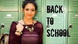 Okul İçin Hızlı Çabuk Saç Modeli ve Makyaj Çözümü