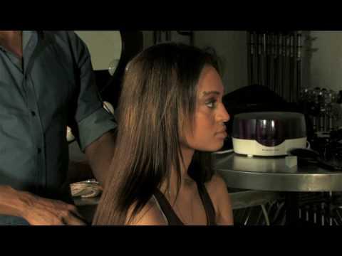 Sasha Fierce (Beyonce) Tarzı Saç Stili Yapımı