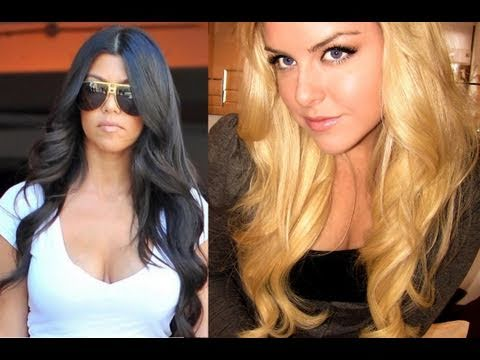 Kim Kardashian Saç Modeli