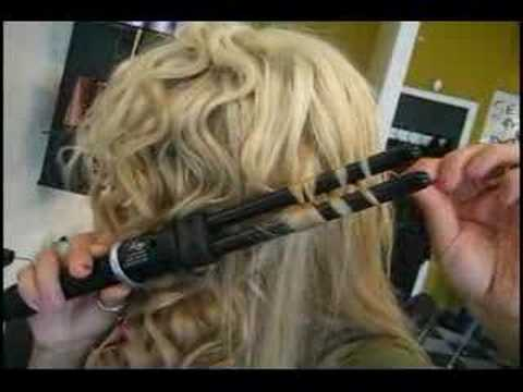 Babyliss Twisted Twin Barrel Tong ile Harika Bukleler
