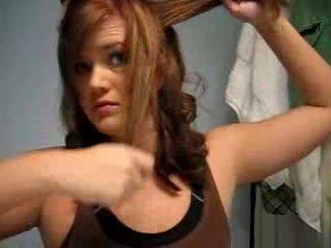 Saçları Kıvrımlı Hale Getirmek