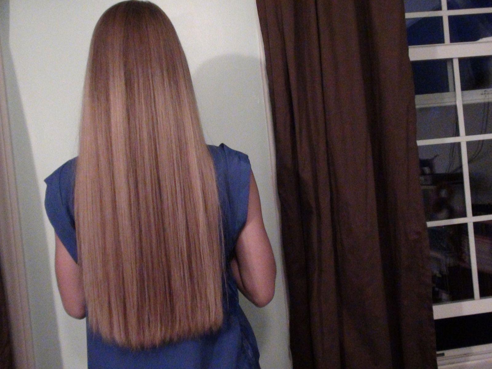 Saçları düzleştirmek