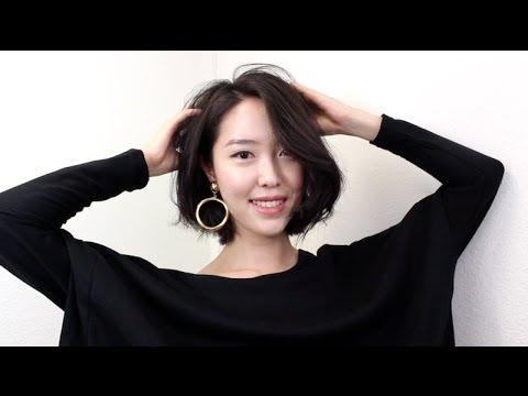 Kısa Saçları Şekillendirmek