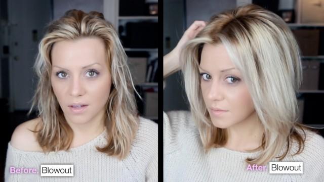 Saçlara Hacimli Bir Görünüm Sağlamak