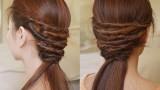 Saçlarınızı Kıvırarak Oluşturabileceğiniz Kolay Bir Saç Modeli