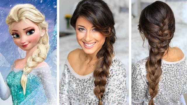 Frozen Elsa'nın Örgü Modeli