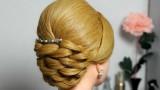 Düşük Topuzlu Saç Modeli