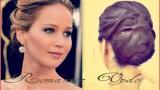 Jennifer Lawrence Topuz Modeli Yapımı