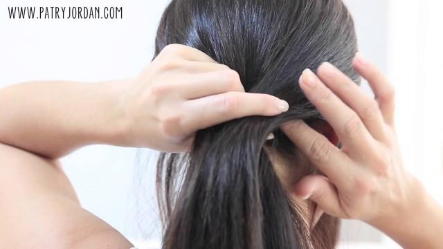 Günlük ve Kolay Saç Modeli
