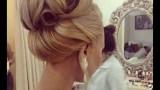 Topuz Balo Saç Modelleri