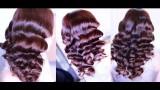 Holywood Tarzı: Saçlarda Büyük Dalgalar