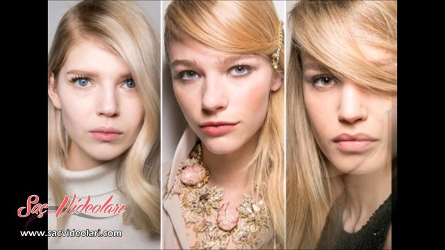 2016 Saç Modelleri (Sonbahar – Kış)