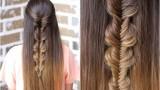 Okul İçin Harika Bir Saç Modeli Daha