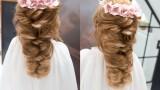 Düğünde Yapılacak Saç Modeli