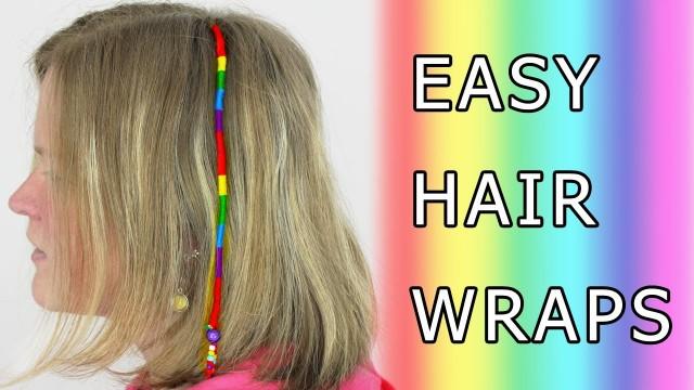 Saç İpi Nasıl Yapılır? (Saça Direk Uygulanan Model)