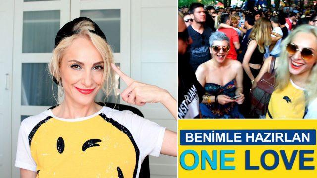 Benimle Hazırlan: One Love Festival 2015 | Sebi Bebi