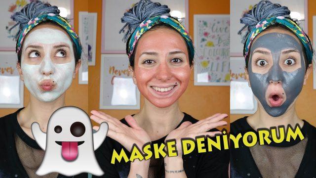 Peeling – Detoks – Arındırıcı Bakım Maskeleri | #ezgiiledeniyorum