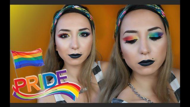 Gökkuşağı Makyajı – Rainbow Make Up | PRIDE