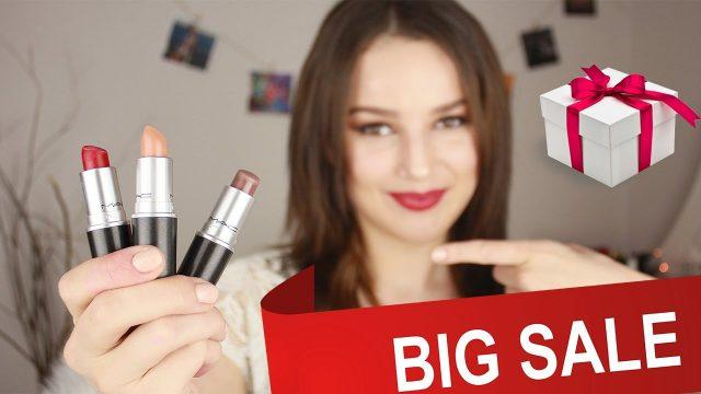 10TL'ye MAC Ruj Nasıl Alınır ? Uygun Fiyatlı Kozmetik Alışverişi