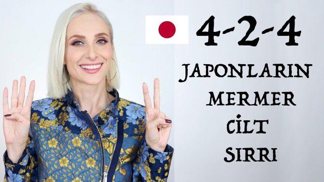 Uzak Doğu Tekniğiyle Cilt Temizliği – 4.2.4 JAPON Tekniği – GÖZENEKSİZ KUSURSUZ CİLT MÜMKÜN MÜ ?
