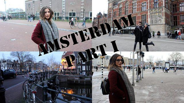 AMSTERDAM'DA KAYBOLDUK:(