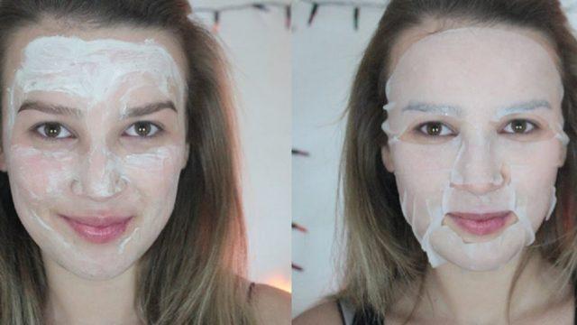 Yüz Maskeleri Nasıl Uygulanır ? Kil ve Kağıt Maske | Merve SEVİL