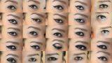 26 Farklı Eyeliner Nasıl Çekilir ? | 26 Different Eyeliner | Merve SEVİL
