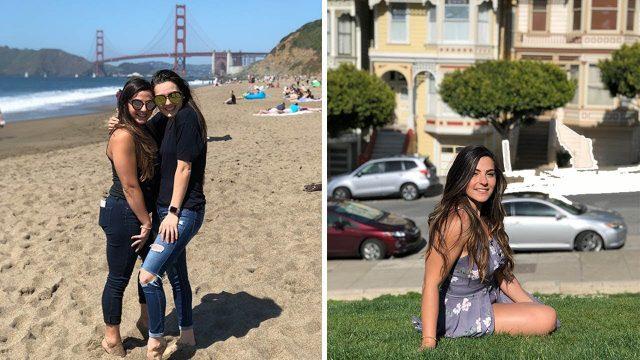 Amber'in Hayati ile San Fransisco!