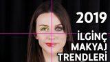 2019'un İlginç Makyaj Trendleri! 💋🥰 💄